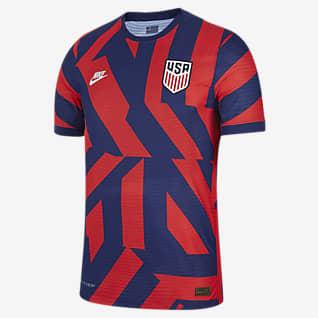 EE. UU. de visitante Match 2021 Camiseta de fútbol Nike Dri-FIT ADV para hombre