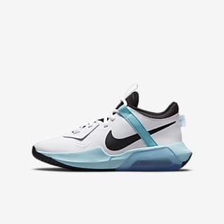 Nike Air Zoom Crossover Basketbalschoenen voor kids