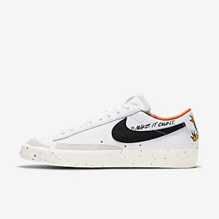 Nike Blazer Low '77 VNTG 男子运动鞋