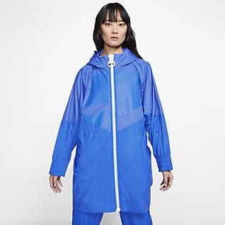 Nike Sportswear NSW Windrunner Veste entièrement zippée pour Femme