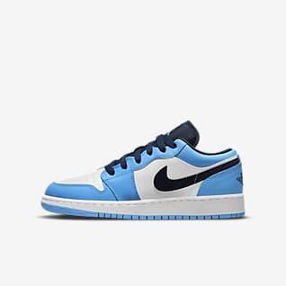 Air Jordan 1 Low Big Kids' Shoes