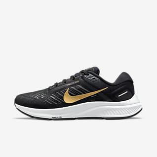 Nike Air Zoom Structure 24 Hardloopschoenen voor dames (straat)