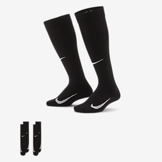 Nike Swoosh Детские носки до середины голени (2 пары)