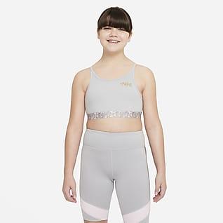 Nike Trophy Bra deportivo para niñas talla grande (talla amplia)