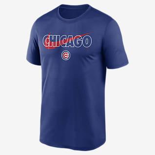 Nike Dri-FIT City Swoosh Legend (MLB Chicago Cubs) Men's T-Shirt