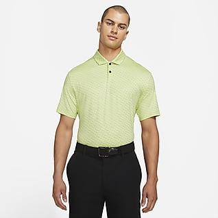 Nike Dri-FIT Vapor Polo de golf a rayas para hombre