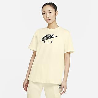 Nike Air Koszulka damska o kroju typu boyfriend