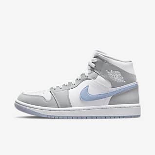 Air Jordan 1 Mid Γυναικείο παπούτσι