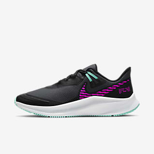 Nike Quest 3 Shield Damen-Laufschuh