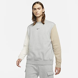 Nike Sportswear Dessuadora de teixit Fleece amb logotip Swoosh - Home