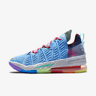 LeBron 18 'Best 1–9' Basketball Shoe