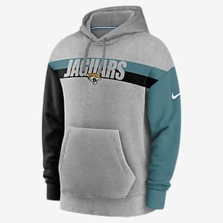 Nike Wordmark (NFL Jaguars) Men's Hoodie