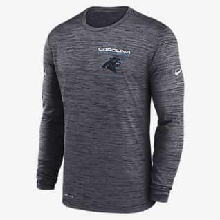Nike Dri-FIT Sideline Velocity Legend (NFL Carolina Panthers) Men's Long-Sleeve T-Shirt