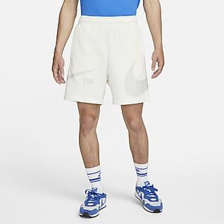 Nike Sportswear Swoosh 男款法國毛圈布短褲