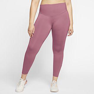 Nike One Tights til kvinder (Plus size)