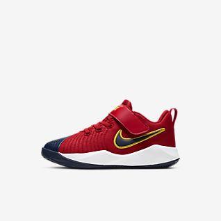 Nike Team Hustle Quick 2 Schuh für jüngere Kinder