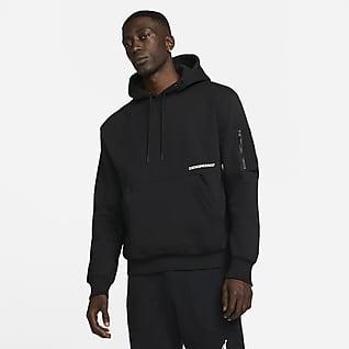 Jordan 23 Engineered Hoodie pullover de lã cardada para homem