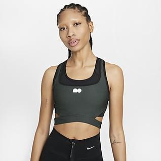 Naomi Osaka Women's Tennis Crop Top