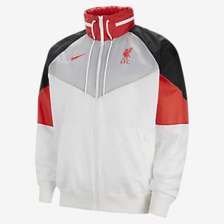 Liverpool F.C. Windrunner Hooded Jacket