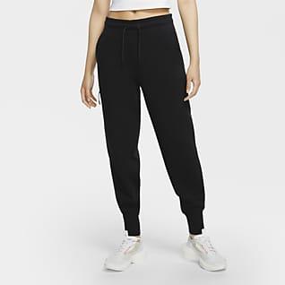 Nike Sportswear Tech Fleece Pantaloni - Donna