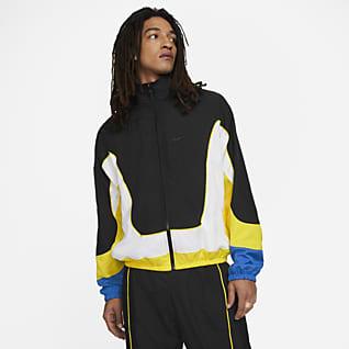 Nike Throwback Мужская баскетбольная куртка