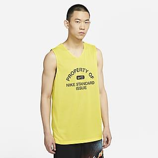 Nike Standard Issue Men's Basketball Mesh Jersey