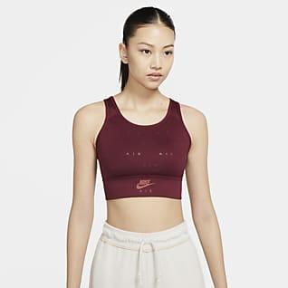 Nike Air Swoosh 女子中强度支撑运动内衣