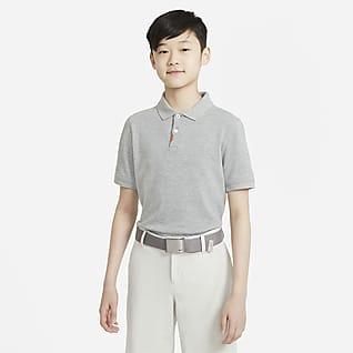 The Nike Polo Polo para niños talla grande