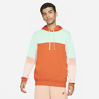 Nike Sportswear Men's Pullover French Terry Hoodie