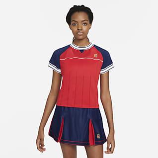NikeCourt Dri-FIT Slam Women's Tennis Top