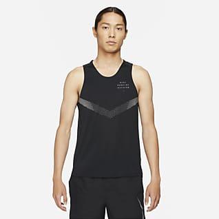 Nike Dri-FIT Rise 365 Run Division 男款跑步背心