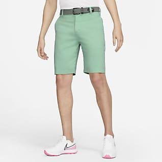 Nike Dri-FIT UV Golfshorts i chinosmodell 27 cm för män