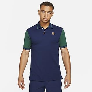 The Nike Polo Polo de ajuste entallado para hombre