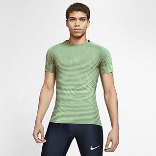 Nike TechKnit Ultra Férfi futófelső