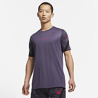 Nike Dri-FIT Strike เสื้อฟุตบอลแขนสั้นผู้ชาย