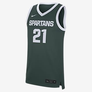 Nike College Replica (Michigan State) Men's Basketball Jersey