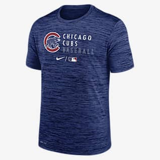 Nike Dri-FIT Velocity Practice (MLB Chicago Cubs) Men's T-Shirt