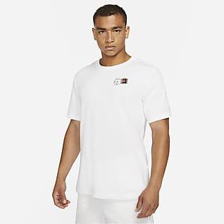 NikeCourt Dri-FIT Erkek Tenis Tişörtü