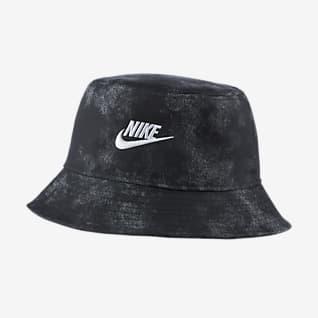 Nike Sportswear หมวกปีกรอบมัดย้อม