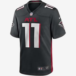 NFL Atlanta Falcons (Julio Jones) American football-wedstrijdjersey voor heren