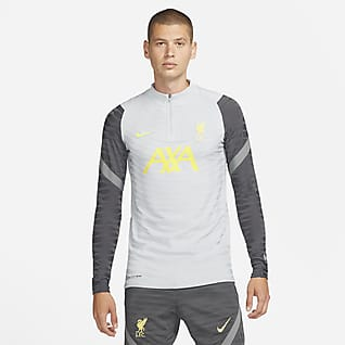 Liverpool FC Strike Elite Мужская футболка для футбольного тренинга Nike Dri-FIT ADV