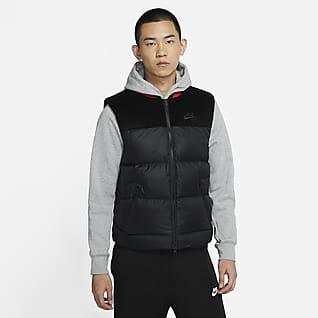 Nike SB 男子羽绒滑板马甲