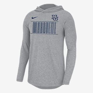 Nike College (Marquette) Men's Long-Sleeve Hoodie