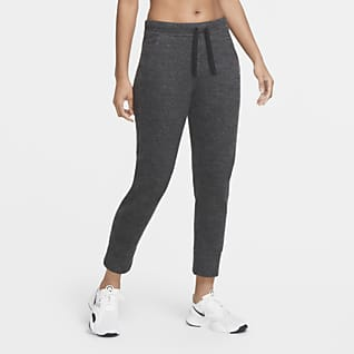 Nike Therma Women's Fleece Tapered Training Pants