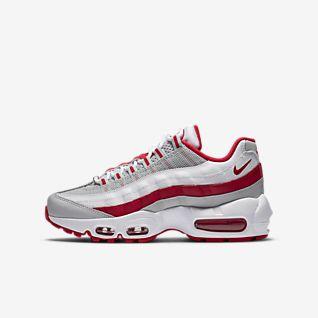 Boys' Air Max 95 Shoes. Nike IE