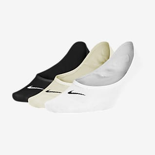 Nike Everyday Lightweight Trainings-Footie-Socken für Damen (3 Paar)