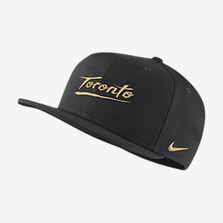 Toronto Raptors City Edition Gorra de la NBA Nike Pro