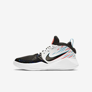 New Big Girls Basketball Shoes. Nike.com