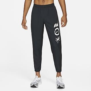 Nike Dri-FIT Challenger Wild Run Pantalones tejidos de running para hombre