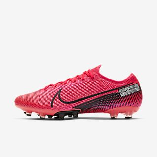 Best Low Hypervenom Phantom III FG Nike Hypervenom Phantom III DF FG Football Boots Red White